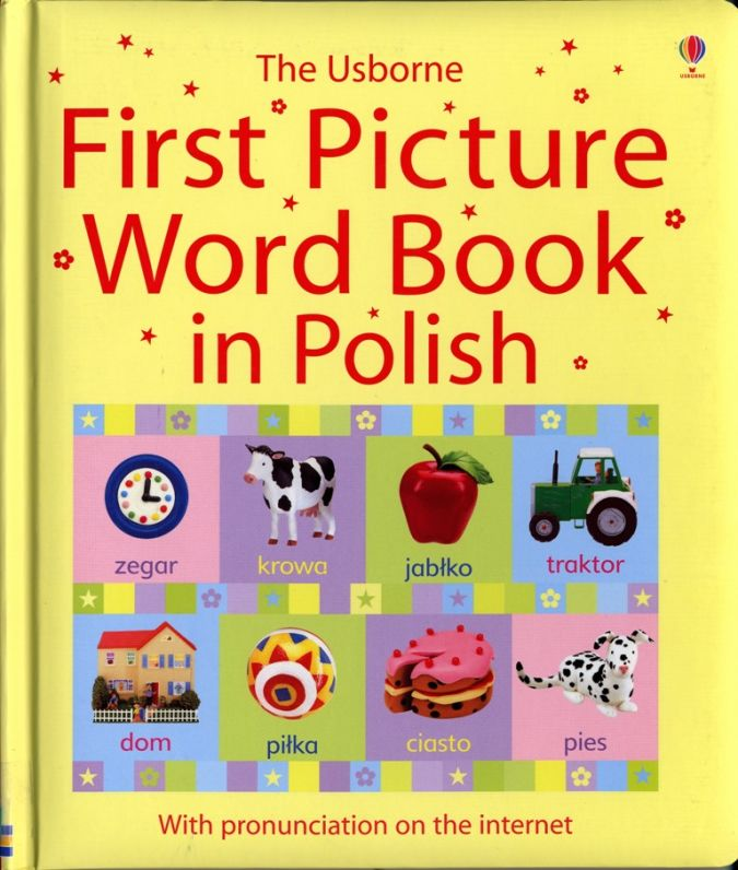First-picture-word-book-in-polish How to Teach Your Child to Read
