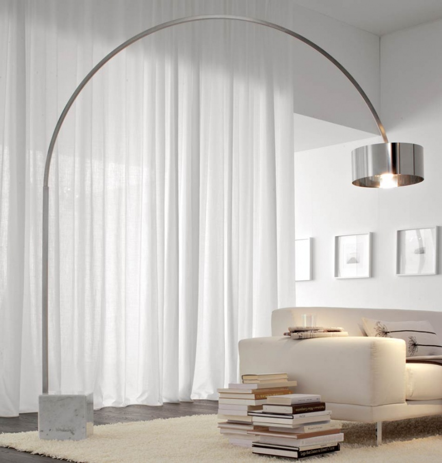 Floor-Lamp-Contemporary-design Choosing The Perfect Side Lamp For Your Home