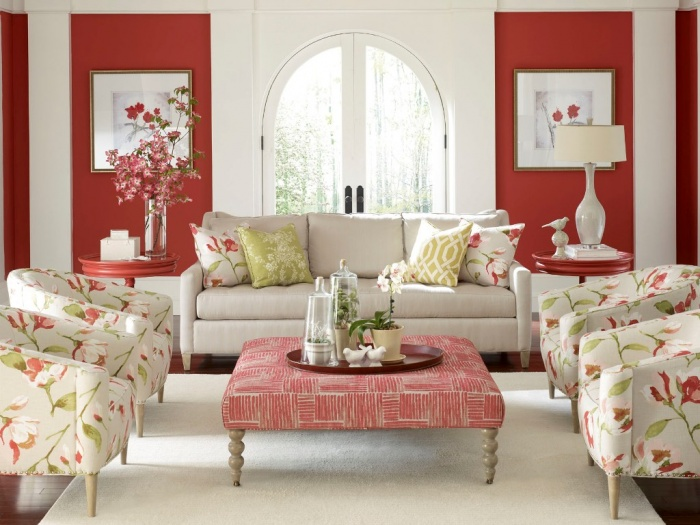 Floral Design Discover the Furniture Trends for 2014