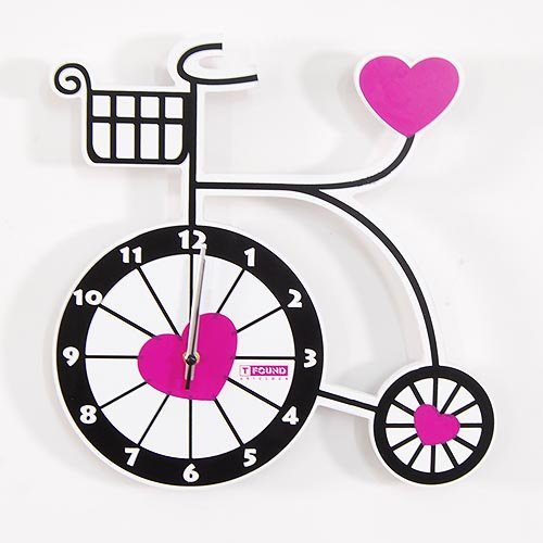 Free-shipping-wholesale-and-retail-EUrope-fashion-home-deco-bicycle-font-b-wall-b-font-font 15 Amazing Wall Clocks Will Be Pieces Of Art In Your Home