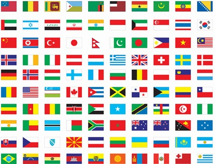 Photo of Recognize Flags Of 30 Countries