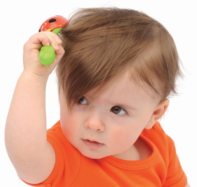 Hair-care-for-baby Babies' Charming Hairstyles