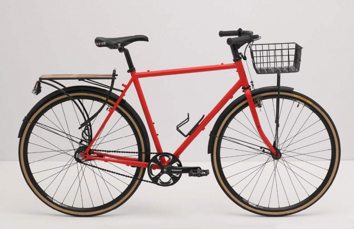 Handsome-fredward-singlespeed-cyclocross-commuter-bike Most Popular Means Of Transportations in Different Countries