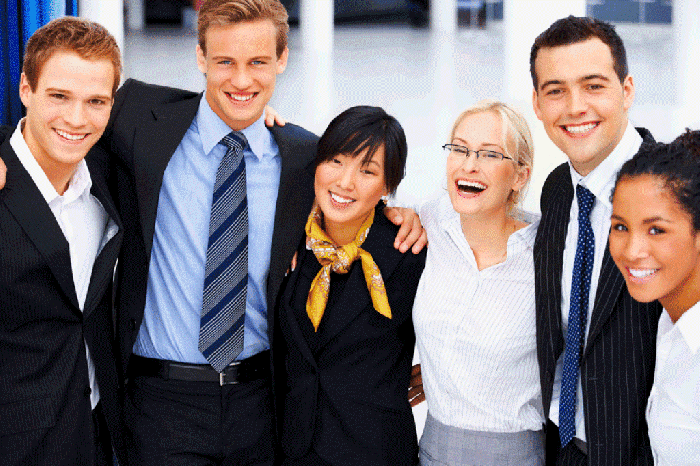Happy-employees-1 How to Get Your Boss to Give You More Responsibility