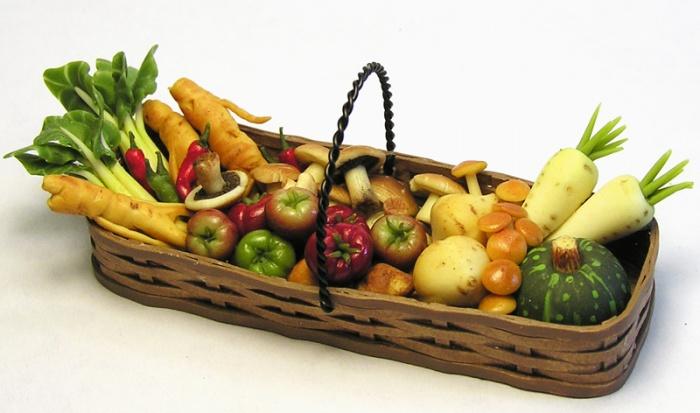 HugeVegBasket Baskets For Fruits And Vegetables In Your Kitchen