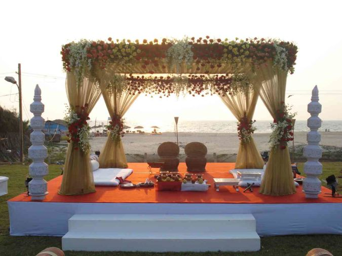 Indian-Wedding-Mandap-Decoration4 Wedding Planning Ideas