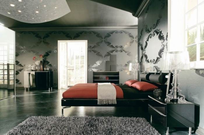 Italian-Captivating-Bedroom Fabulous and Breathtaking Bedroom Designs