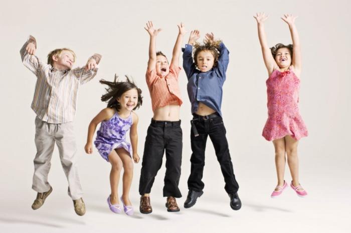 JumpingGirls_HiRes Most Stylish American Kids Clothing