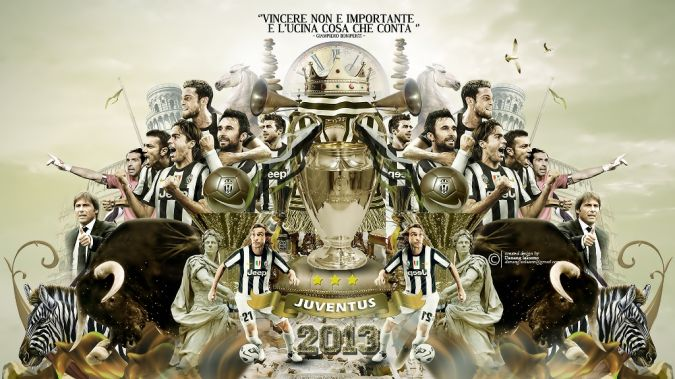 Juventus-FC-2013 Top 10 Football Teams in the World