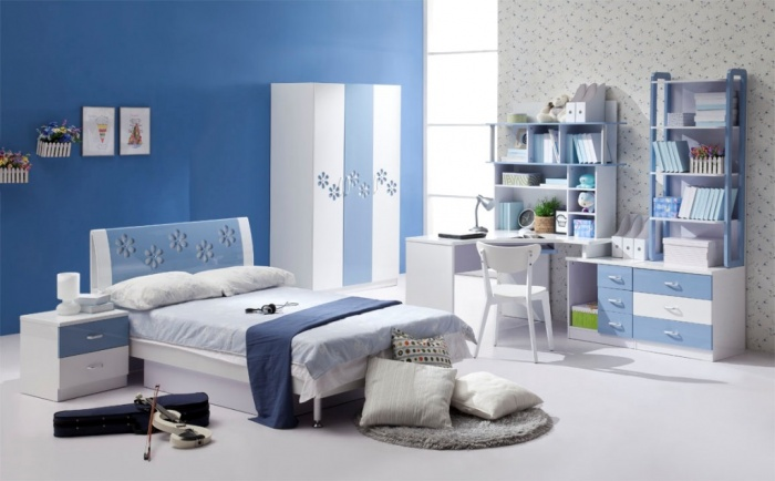 Kids-Bedroom-Furniture-18- 11 Tips on Mixing Antique and Modern Décor Styles