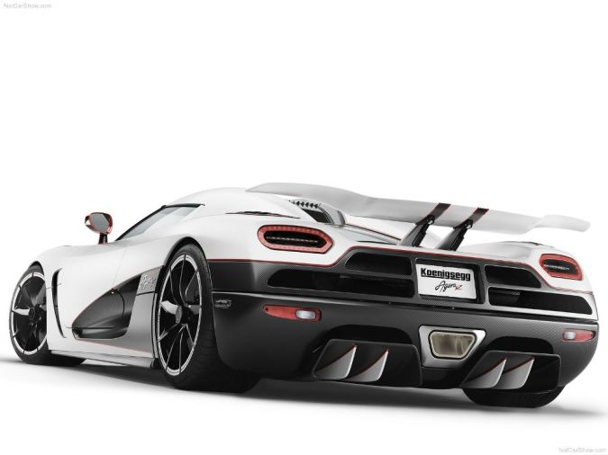 Koenigsegg-Agera_R_2012 Top 10 Most Expensive Cars in the World