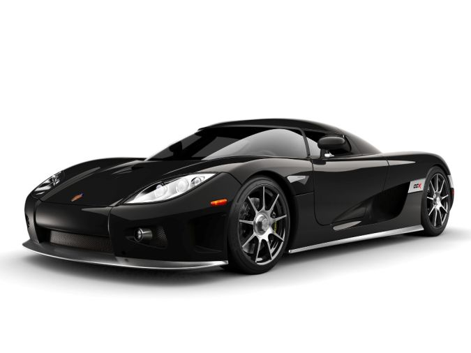 Koenigsegg-CCX Top 10 Fastest Cars in the World