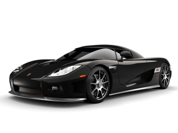 Koenigsegg-CCX Top 10 Fastest Cars in the World