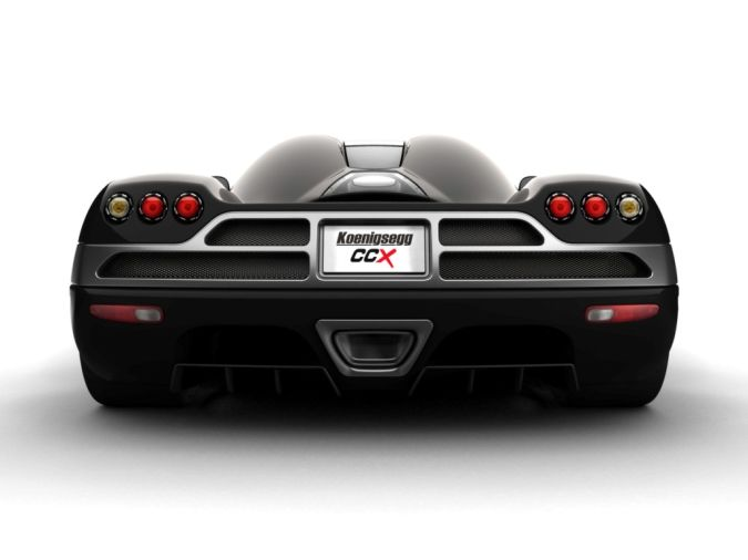 Koenigsegg_CCX. Top 10 Fastest Cars in the World