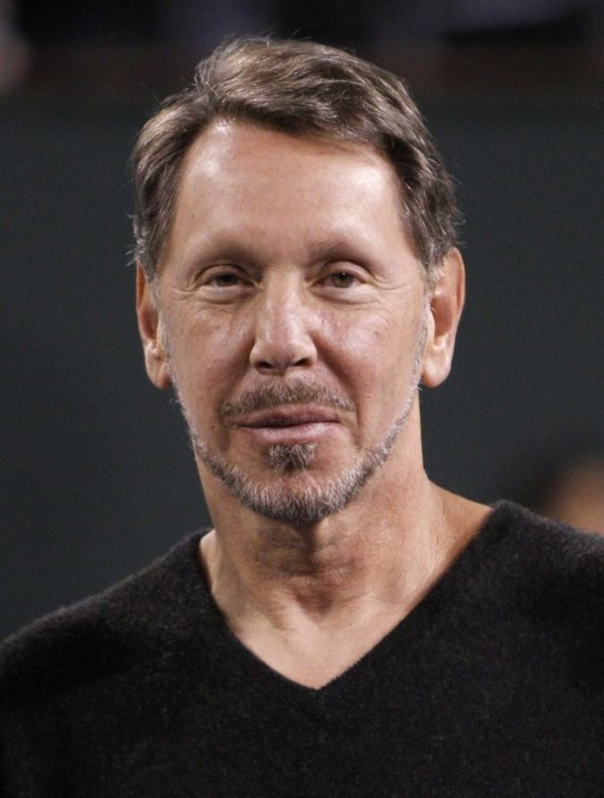 Larry-Ellison. Who Are the Wealthiest People in the World?