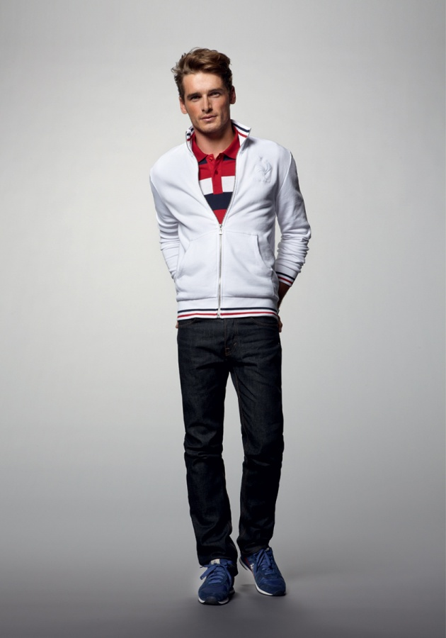 Le-Coq-Sportif-Sportswear-Summer-2011-Men New Collection Of Sportswear For men