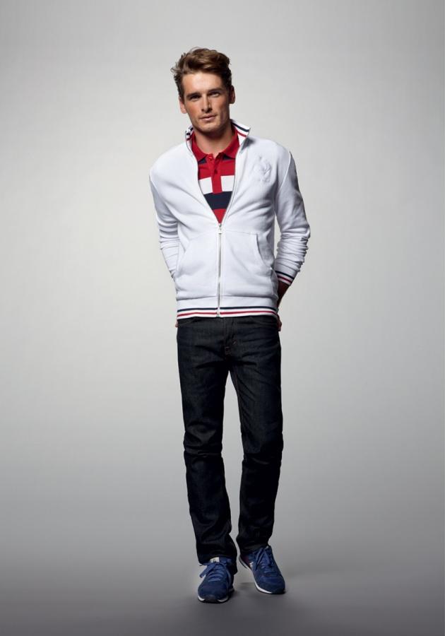 Le-Coq-Sportif-Sportswear-Summer-2011-Men New Collection Of Sportswear For men