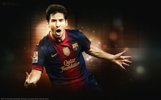 Leo-Messi-Barcelona-2013 Top 10 Football Teams in the World