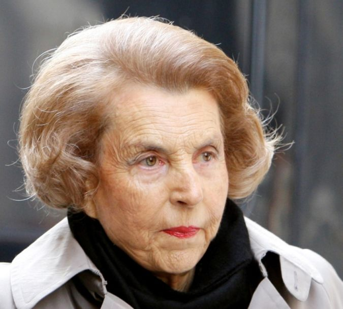 Liliane-Bettencourt Who Are the Wealthiest People in the World?