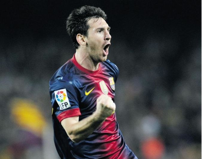 Lionel-Messi Top 10 Football Players