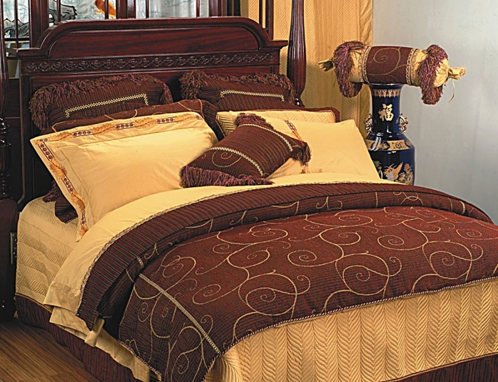 Luxury-Bed-Sheets Modern Designs Of Luxurious Bed Sheets