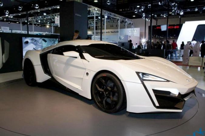 Lykan-Hypersport Top 10 Most Expensive Cars in the World