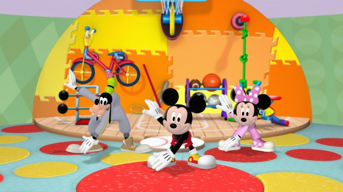 MOHL-Mickey-Mouse-Clubhouse Mickey Mouse Popular Cartoon Character