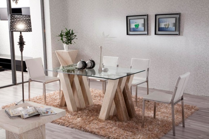 Marble-Stone-Furniture-D1103 What Are the Latest Home Decor Trends?