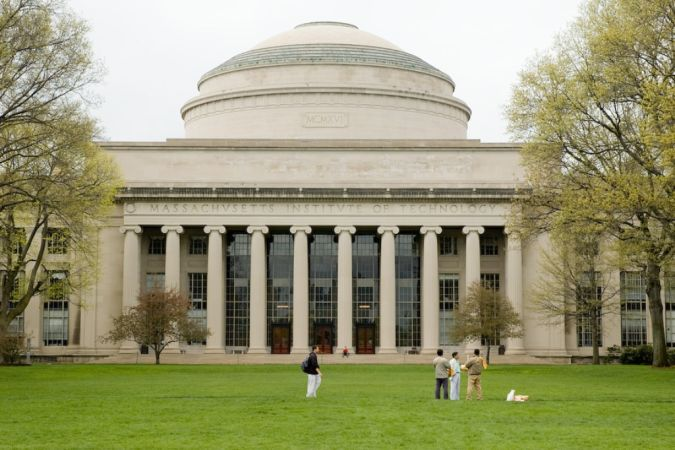Massachusetts-Institute-of-Technology. The World's Top 10 Best Universities