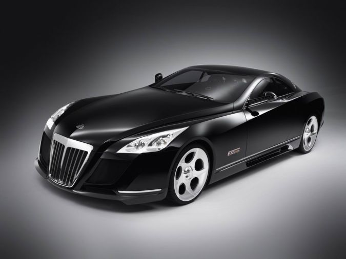 Maybach-Exelero Top 10 Most Expensive Cars in the World