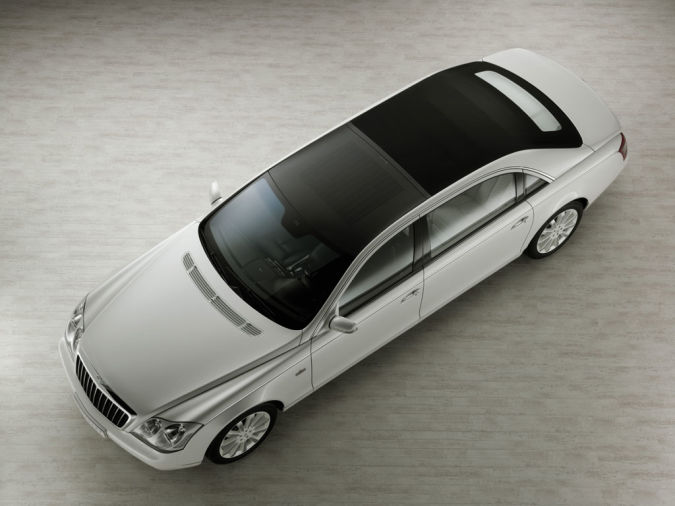 Maybach-Landaulet- Top 10 Most Expensive Cars in the World