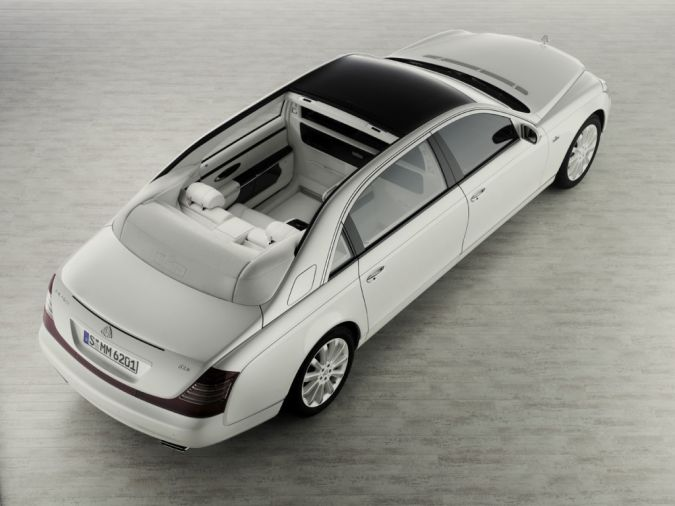 Maybach-Landaulet Top 10 Most Expensive Cars in the World