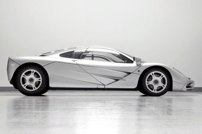 McLaren-F1 Top 10 Fastest Cars in the World