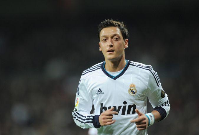 Mesut+Ozil+Real+Madrid Top 10 Football Players