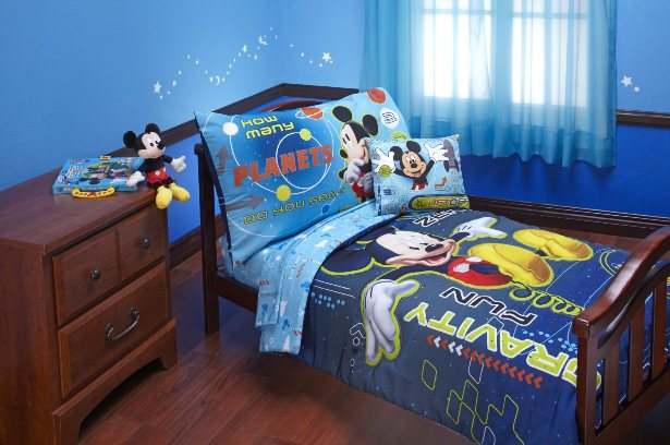 Minnie-Mouse-Toddler-Bedding-Sets How To Find The Most Durable Bed Sheets For Kids?!