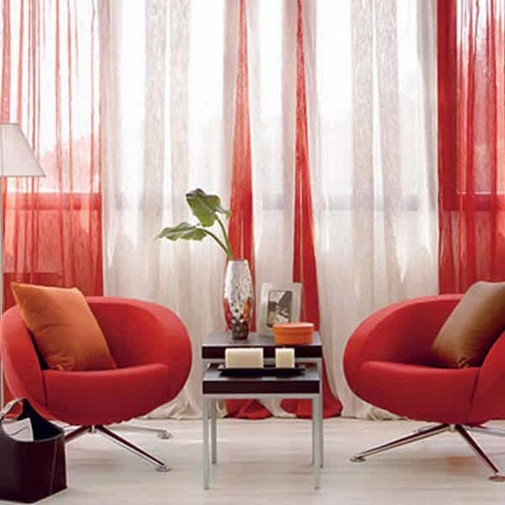 Modern-Full-Color-Curtains-for-Living-Room-Ideas-1 Curtains Have Great Power In Changing The Look Of Your Home