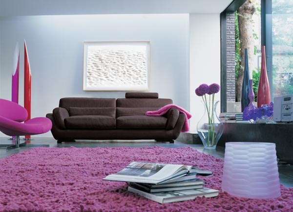 Modern-Home-Accessories-Purple Home Accessories Complement The Atmosphere In Your Home