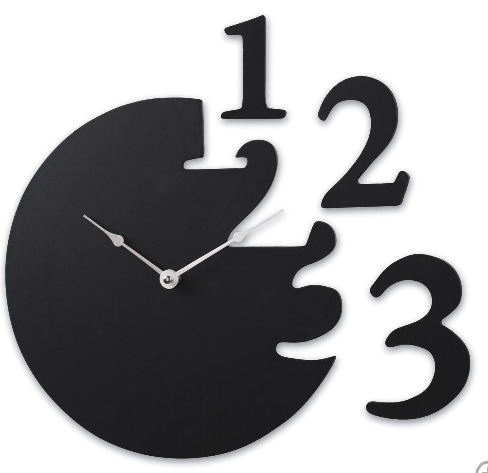 Modern-Wall-Clocks 15 Amazing Wall Clocks Will Be Pieces Of Art In Your Home