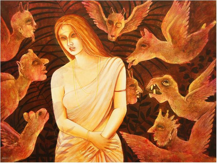 Mohini-Biswas-2 20 Paintings Of Fine Art