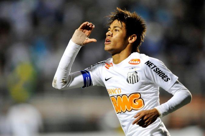 Neymar Top 10 Football Players
