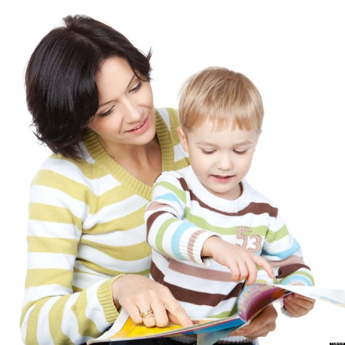 PARENT-CHILDREN-READ How to Teach Your Child to Read