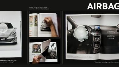 Photo of Top 10 Most Interactive Car Print Ads