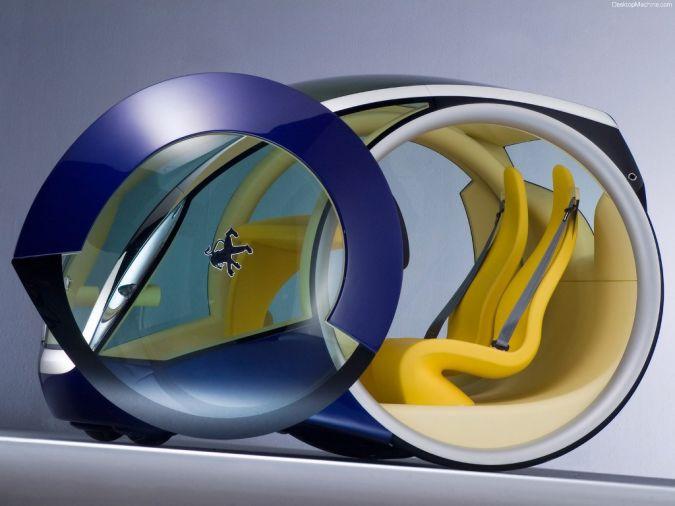Peugeot_Moovie 30 Creative and Breathtaking Car Design Ideas