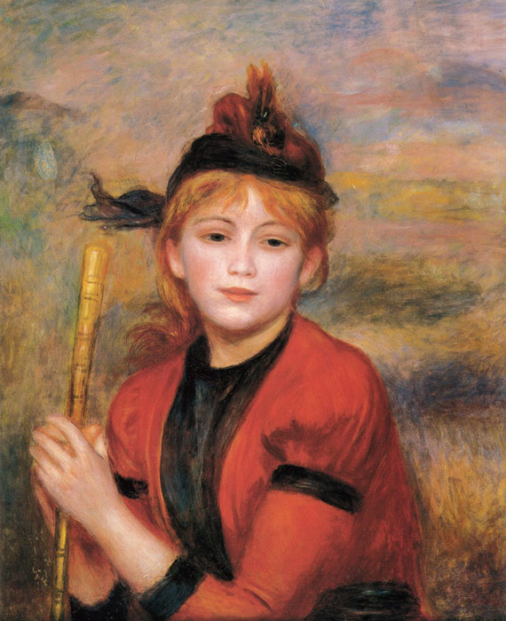 Pierre_Auguste_Renoir_REP005 20 Paintings Of Fine Art