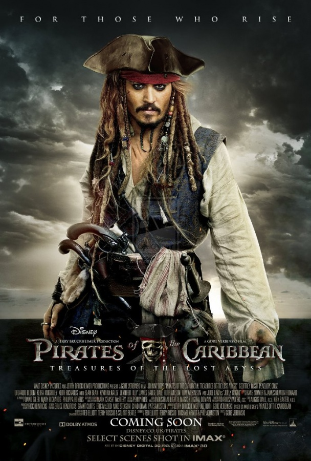 Pirates-of-the-Caribbean-5 What Are Best Movies that You Can Watch?