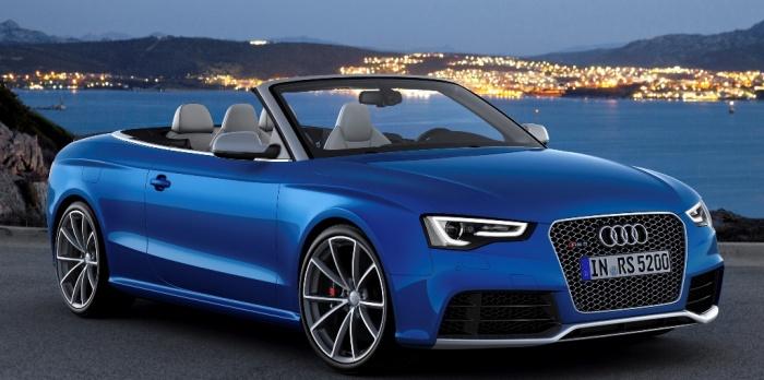 RS5-cabrio Latest Audi Auto Designs