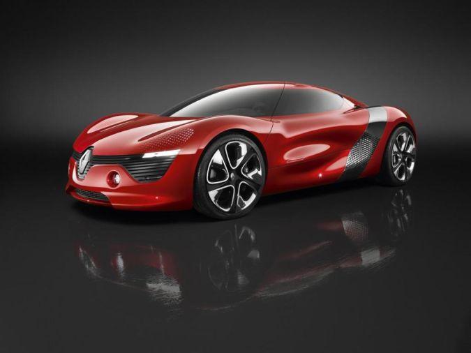 Renault-DeZir-Concept 30 Creative and Breathtaking Car Design Ideas