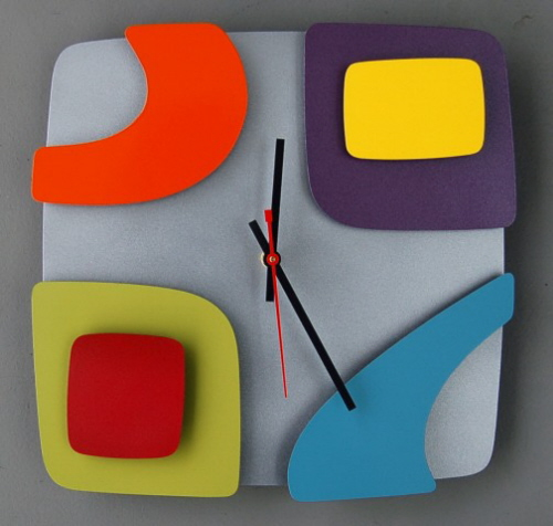 Retro_Modern_Wall_Clocks 15 Amazing Wall Clocks Will Be Pieces Of Art In Your Home