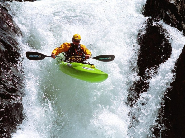 River-Kayaking How to Benefit from Low Impact Exercises