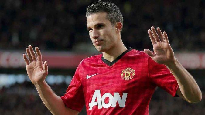 Robin-van-Persie Top 10 Football Players
